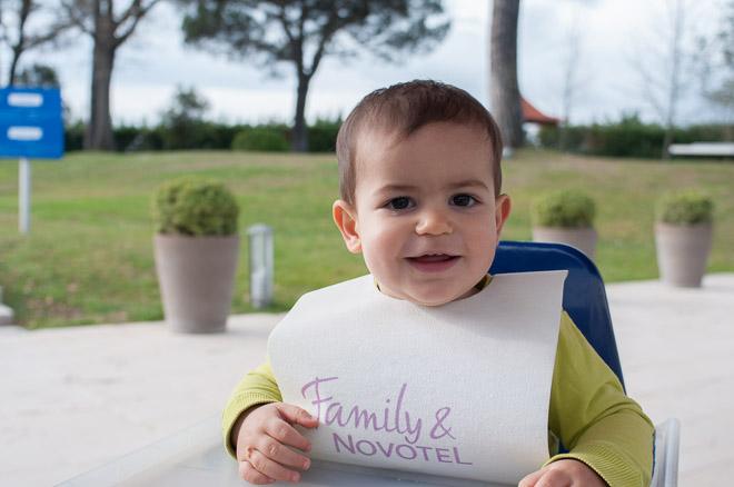 Novotel, hoteles orientados a familias con niños