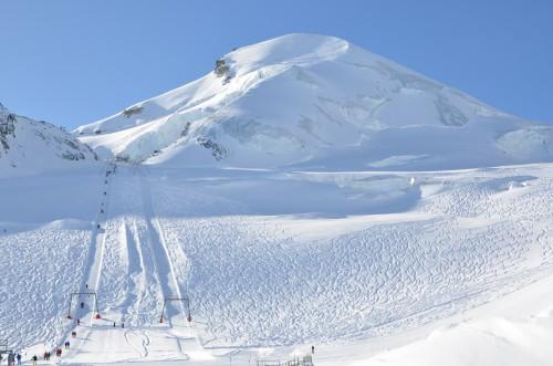 Estación de esquí de Saas-Fee, Suiza