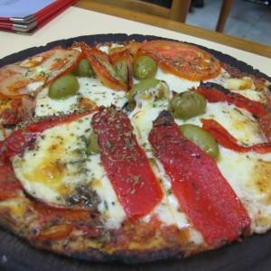 Pizza de Güerrin