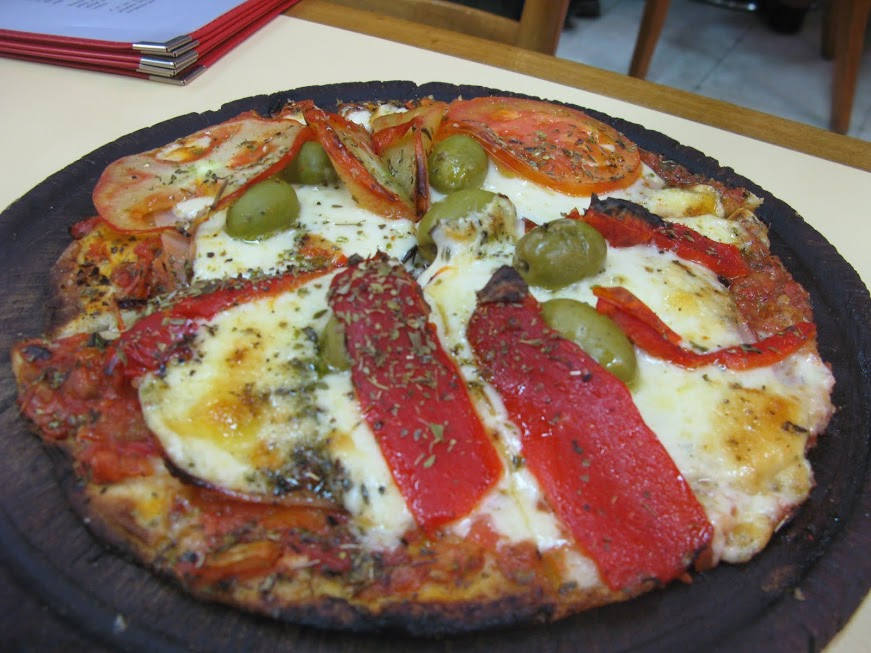 Pizza de Güerrin