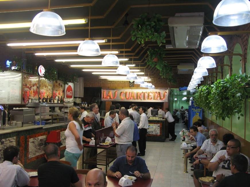 Pizzería Las Cuartetas de Buenos Aires