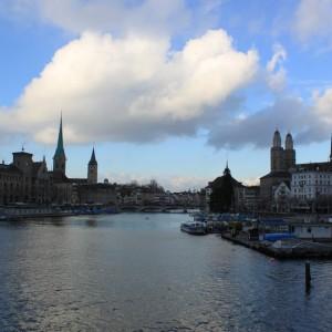 Fin de semana en Zurich en Suiza