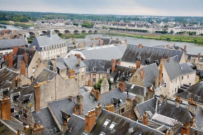 Blois, Castillos Loira, Francia-3