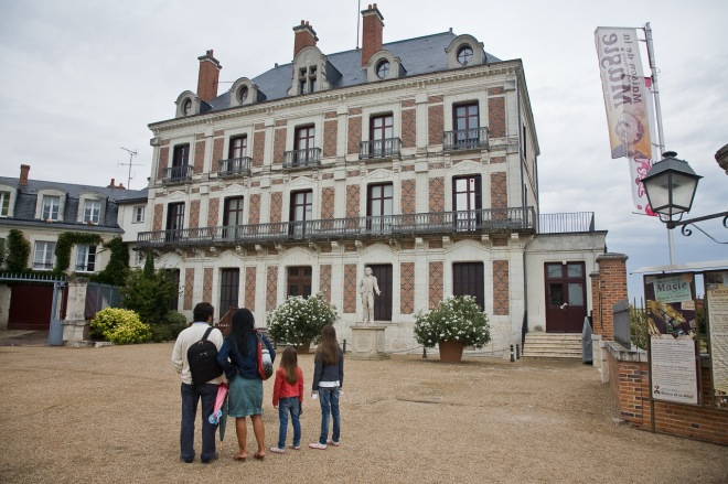 Blois, Castillos Loira, Francia-5