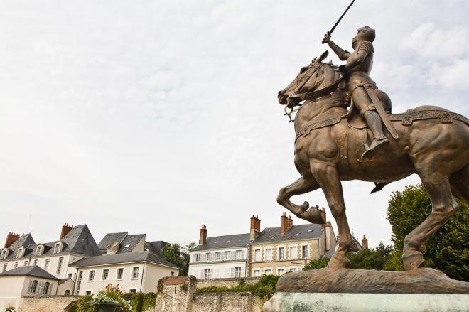 Blois, Castillos Loira, Francia-7