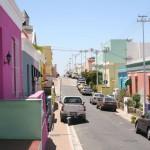 Calle del Bo-Kaap en Ciudad del Cabo (@ Wikipedia)