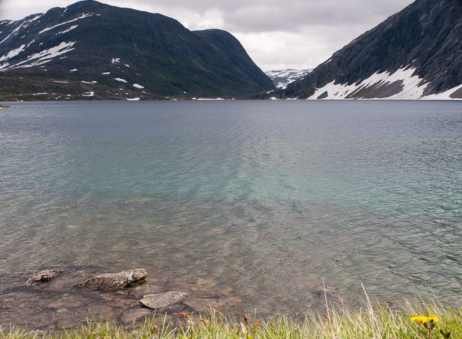 Lago de Djupvatnet