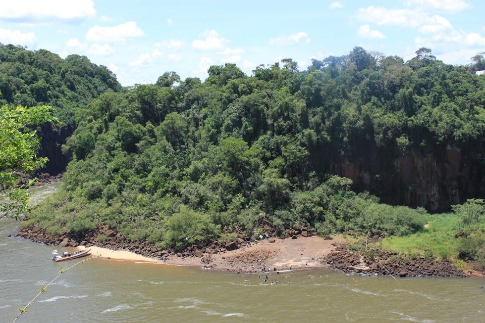 Isla San Martín de Iguazú