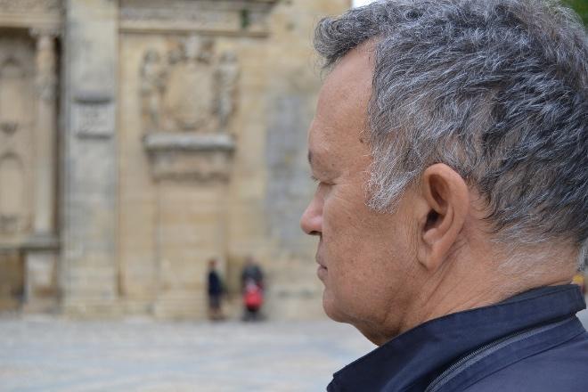 Paco Elvira en Jaén, noviembre 2011