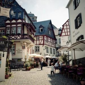 Calles empedradas de Beilstein