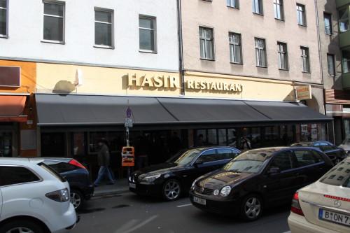 Restaurante Hasir de Berlín