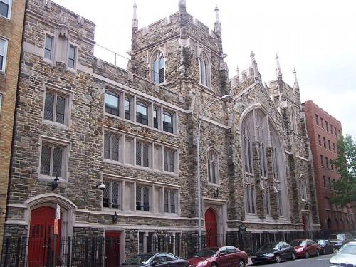 Iglesia Abyssinian Baptist