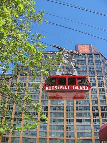 Tramway de Roosevelt Island