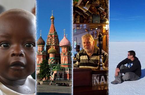 El mundo 2.0 y los blogs de viajes. FOTO: @viajablog