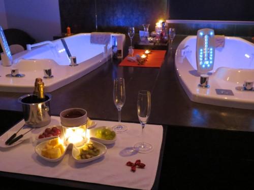 Baño termal con fondue de chocolate especial parejas @3viajes