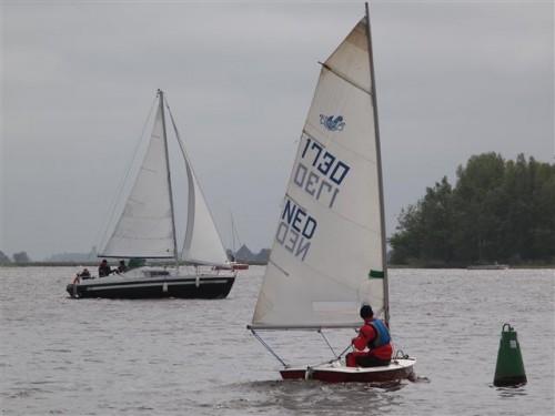 Navegando en Frisia
