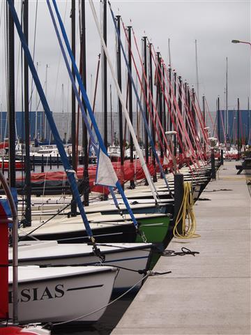 Puerto deportivo de Heeg