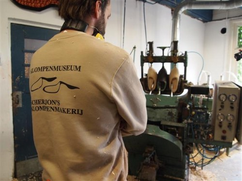 Scherjon's klompenmakerij en klompenmuseum