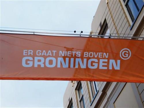 No hay nada por encima de Groningen