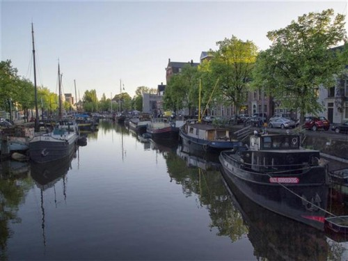 Puerto antiguo de Groningen