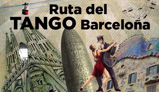 La ruta del tango en Barcelona