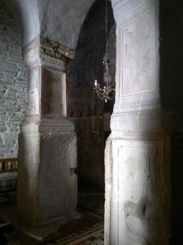 Columnas de la Iglesia