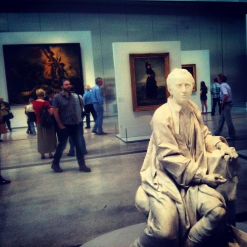 Exposición cronológico-espacial del Louvre-Lens @3viajes