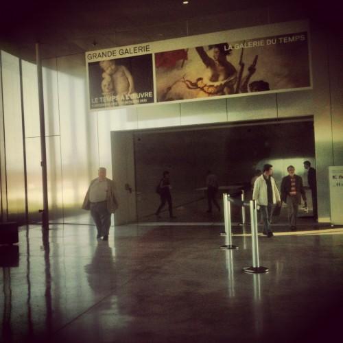 Hall principal del museo Louvre-Lens @3viajes