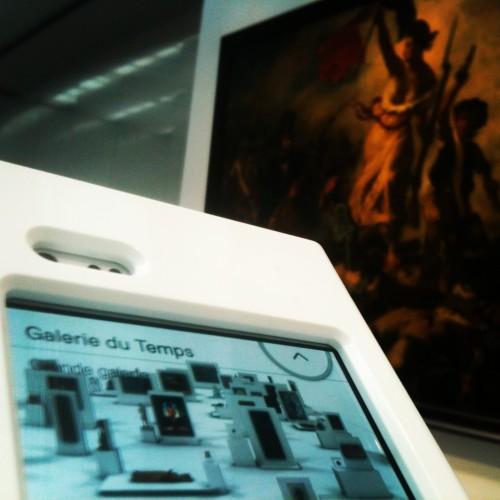 Delacroix en la Galería del Tiempo @3viajes