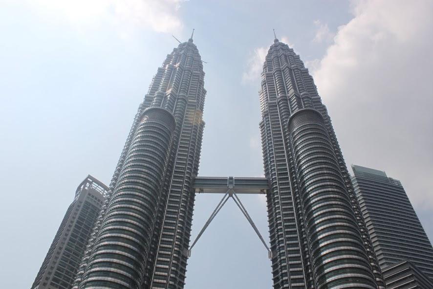 Las Torres Petronas de Kuala Lumpur