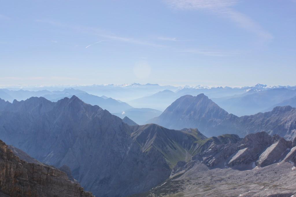 Vistas del Tirol austríaco