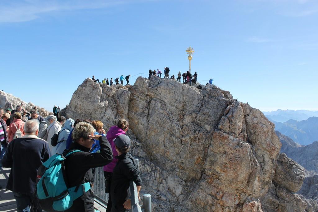 Cima del Zugspitze