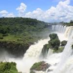 Cataratas de Iguazú en Argentina