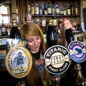 Liverpool a ritmo de Cask Ales, Bitters y cervezas artesanas
