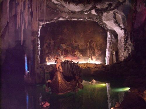 La gruta de Venus
