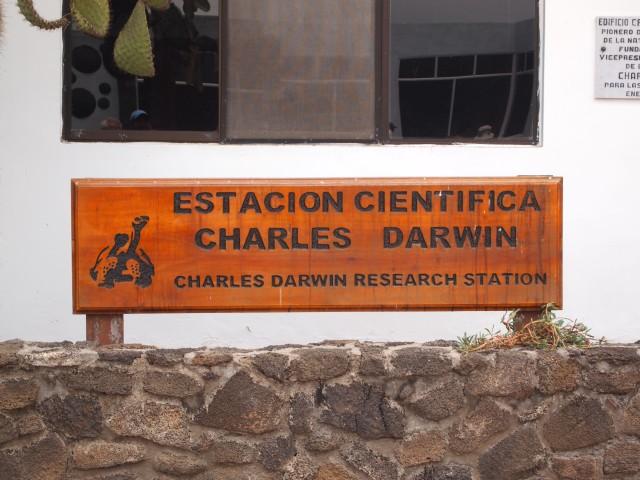 Estación científica Charles Darwin de Galápagos