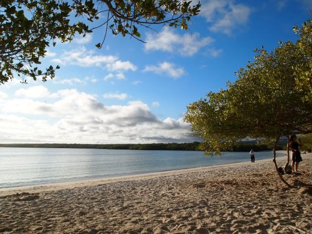 Playa Mansa de Galápagos