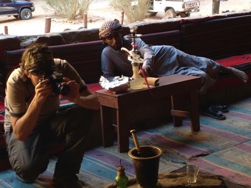 Con los beduinos en el desierto de Wadi Rum @3viajes