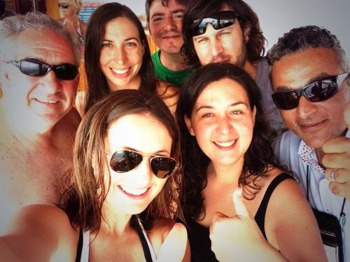 Piratas 2.0 en el Mar Rojo: la familia jordana @3viajes