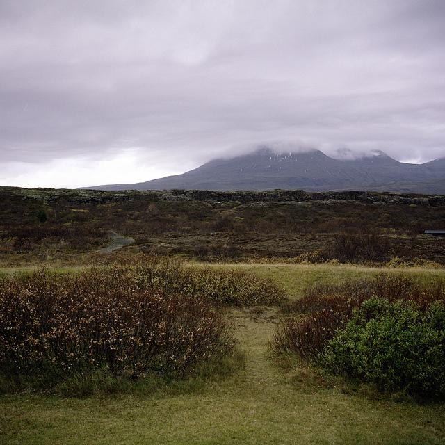 Bucólicos y enigmáticos paisajes en Islandia