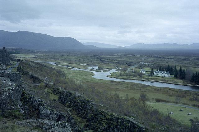Thingvellir, un paisaje y un lugar mágicos