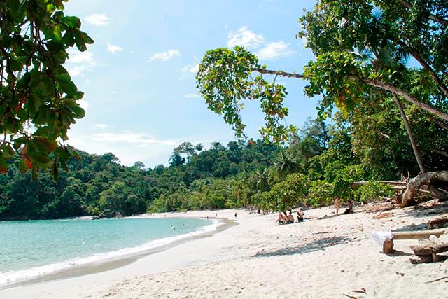 Playa la Espadilla
