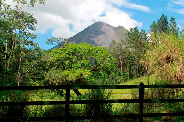 Volcán el Arenal