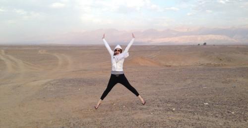 Carretera del Desierto en Jordania @3viajes