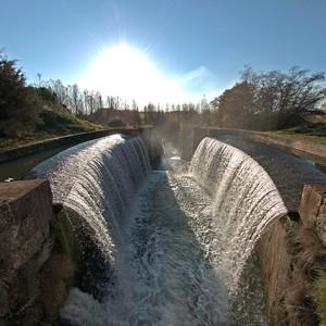Palencia, el Canal de Castilla y retazos de historia hispánica