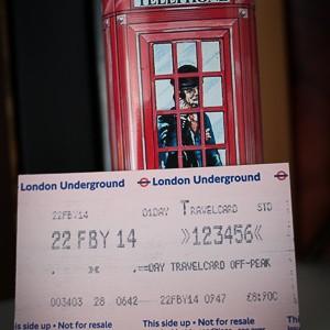 El precio del transporte en Londres
