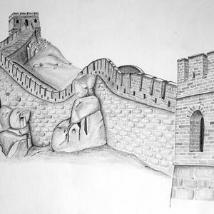 La Gran Muralla China. Por @somosviajeros