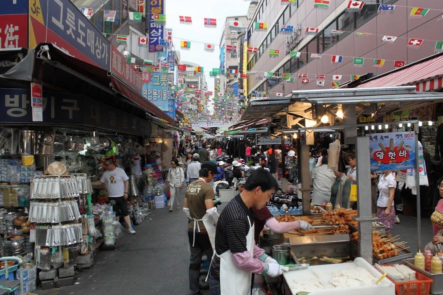Viajar a Corea del Sur 10 días