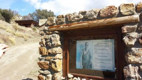 Entrada al templo de Oseling @3viajes