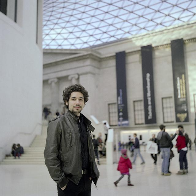 """Rubén: """"en las iglesias de Londres puedes aprender inglés gratis"""""""